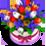 Цветы в коробках